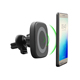 Kington Patent Design Fast Charger Magnetic Wireless Charger 15W Car Mount For Air Clip