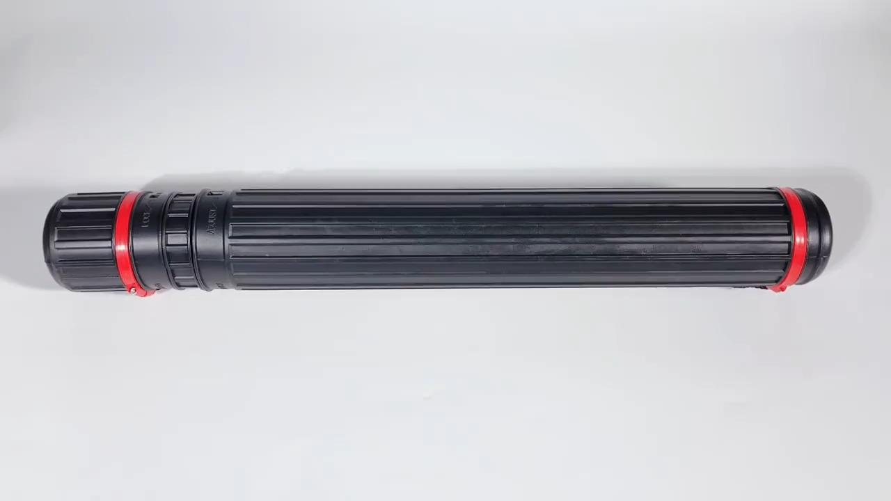तीरंदाजी मोड़ना धनुष एल्यूमीनियम प्लास्टिक स्केलेबल तीरंदाजी तीर ट्यूब के लिए 20 Pcs तीर