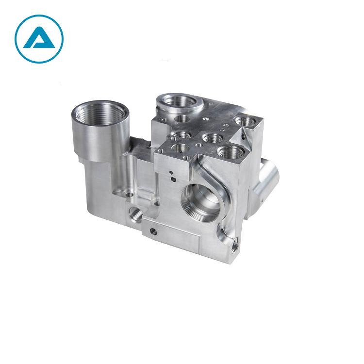 동관 CNC 가공 서비스 CNC 밀링 기계 5 축 높은 정밀 Cnc 밀링 부품