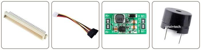 Для i3/i5/775/1150/1151 1155 1156 общая платформа для компьютерного процессора Прозрачный водяного охлаждения радиатора блок со светодиодной подсветкой