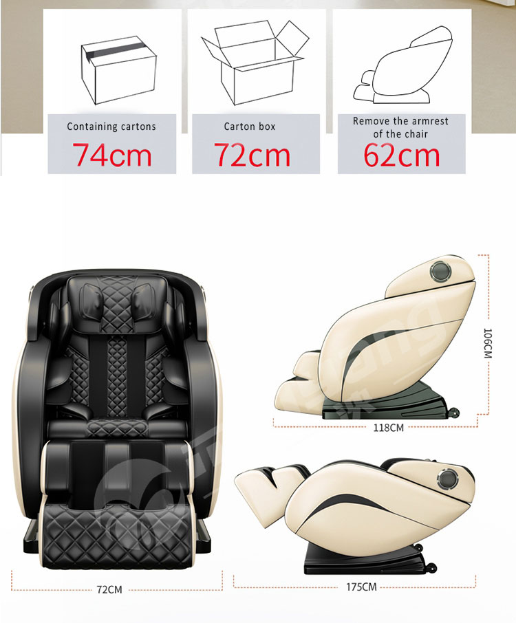 Meiyang latest cheap full body electric home use body care massage chair for sale