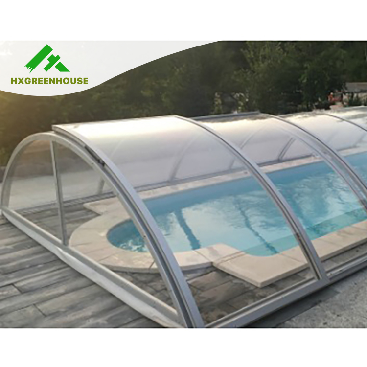 Above groundintex solar waterproof aluminium drain electric roller safety automatic swimming pool cover