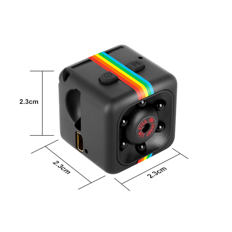 2020 Amazon Asia smallest professional audio SQ11 MINI DV CAMERA HIDDEN with motion detection Home Surveillance Security