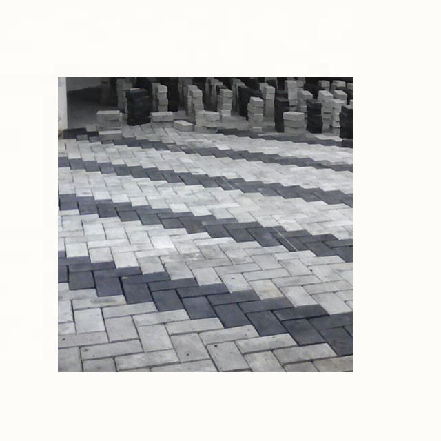 G623 interlocking paving blocks