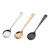 Custom Laser Logo Cupping Coffee Spoon  Metal Measuring Spoon For Coffee