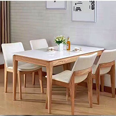 Extendable wooden dining tables folding dining table