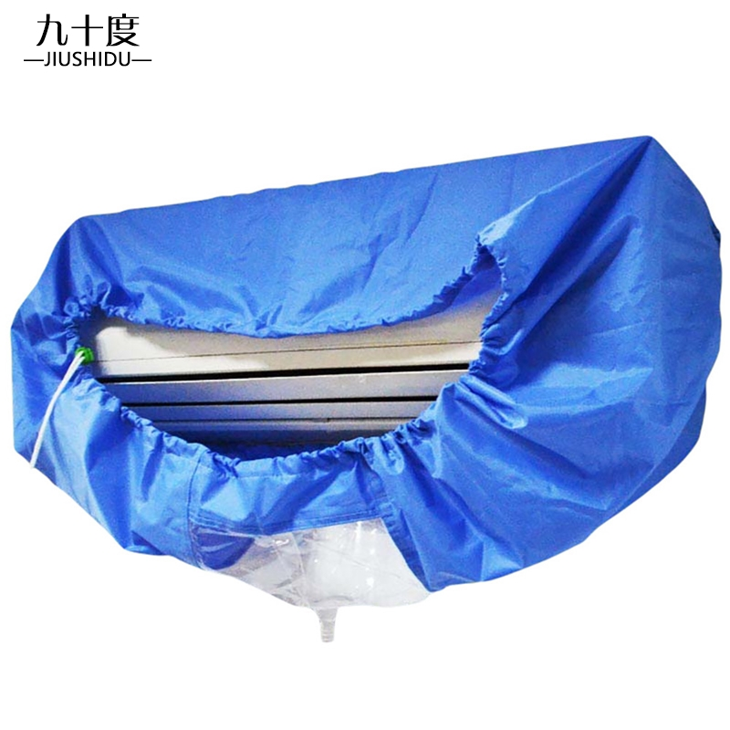 Room Wall Mounted Air Conditioning Cleaning Bag Split Air Conditioner Washing Cover for Air Conditioner