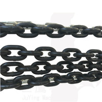 China manufacturer High strength EN818-2 G80 Heavy Duty lifting stainless steel chain