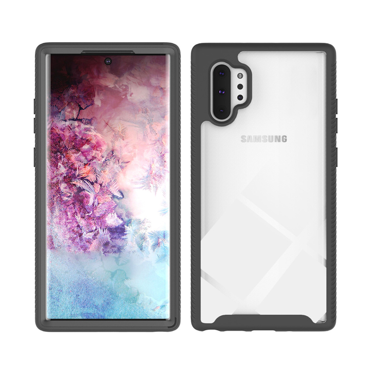 Custom Made Transparant Telefoon Case Bescherm Cover Shockproof Voor Samsung Note 10 Pro