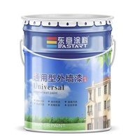 Eco-friendly Exterior wall paint exterior house paints exterior wall paint anti crack