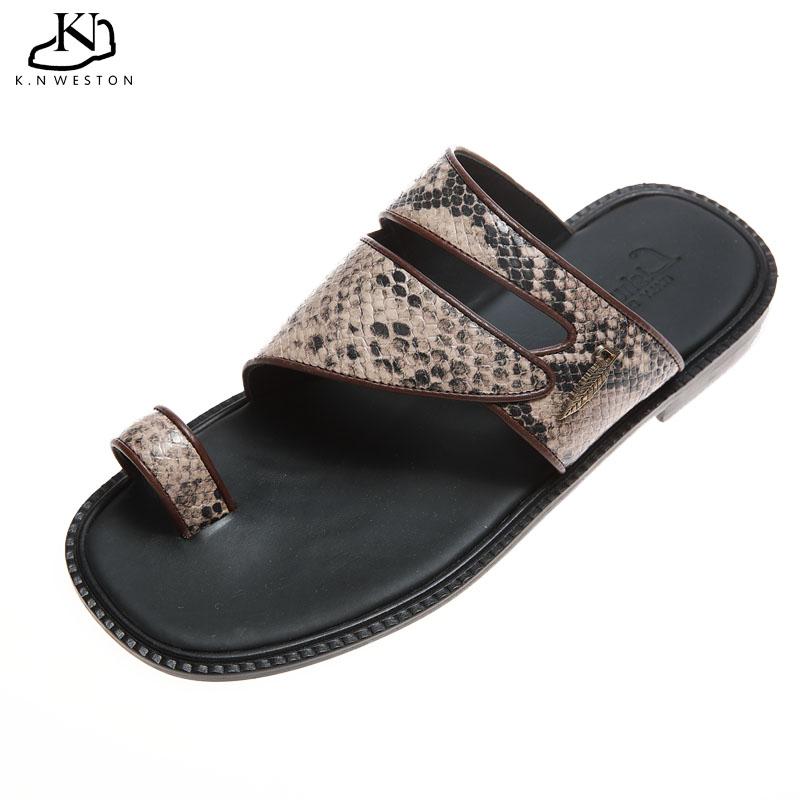 Wholesale wedding custom mens slippers for running eco friendly leather slippers for men