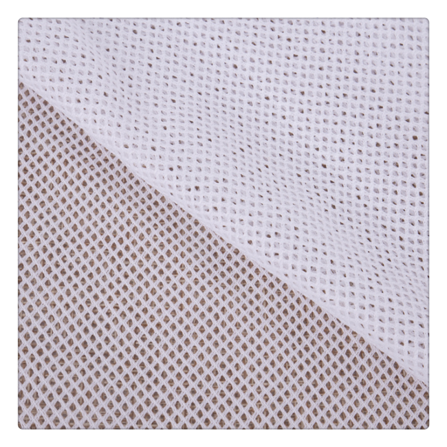 100 polyester soft mesh lining fabric wholesale