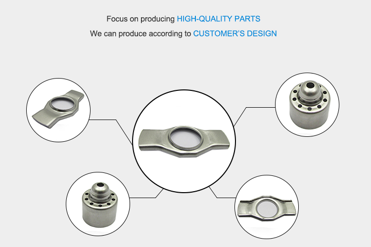 HHC OEM Custom Design Steel Deep Drawing Stamping Parts