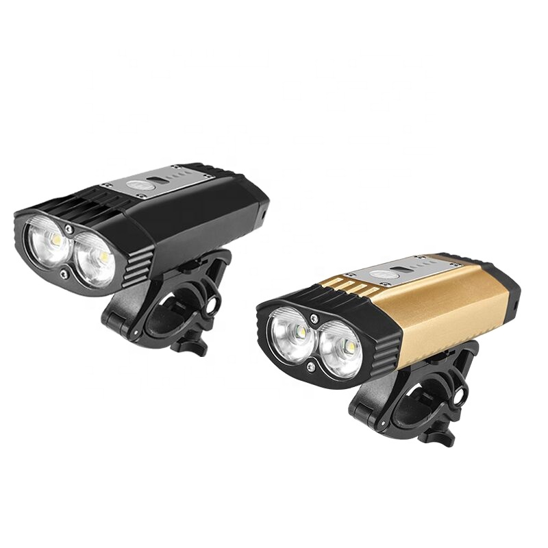 500 lumen CREE LED Bicycle Light Accessories USB Rechargeable Bicycle Light