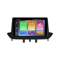 IOKONE ODM Android 9.0 Parts Touch Screen Car DVD Player For Renault Megane 3 2012 2013 2014 2015