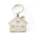 Wholesale Cheap Metal Blank Key Ring With Printing Logo