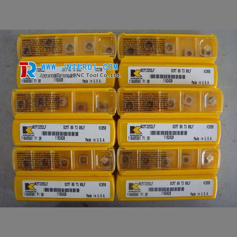Kennametal DNMG150408FN KC9315 10Pcs Carbide Inserts