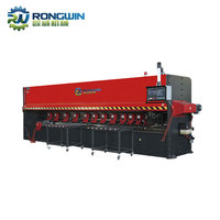 Hot Vertical style VC 1250X3200auto CNC V Grooving Machine for aluminum plate