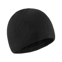 Men Winter Warm Knit Beanie Hat Tactical Fleece Plain Toboggan Ski Skull Cap Wholesale