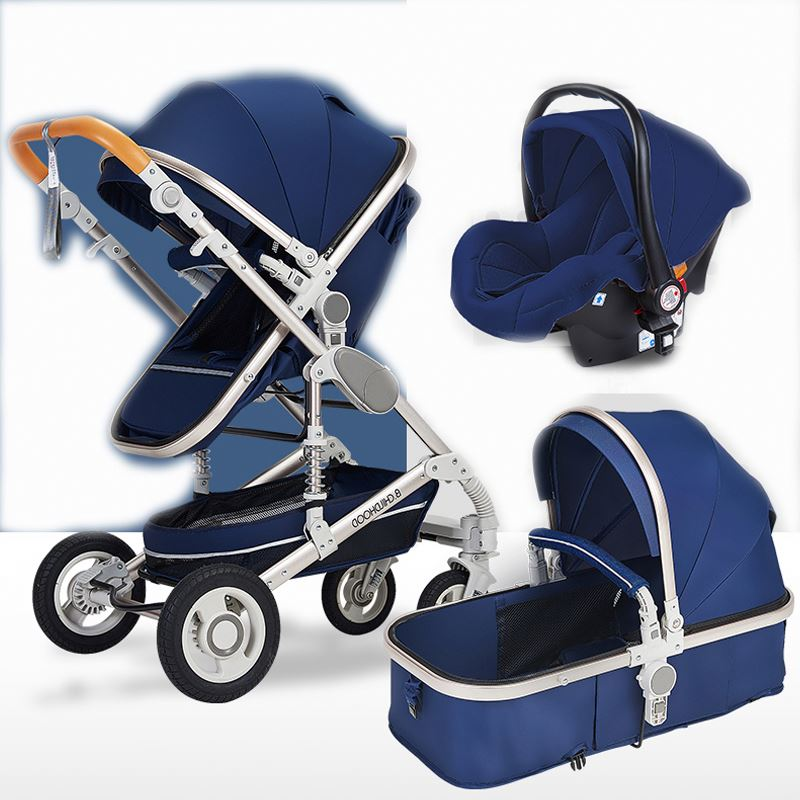 New Arrived Pram,Joggy Pushchair Baby Stroller 3 In 1 With ...