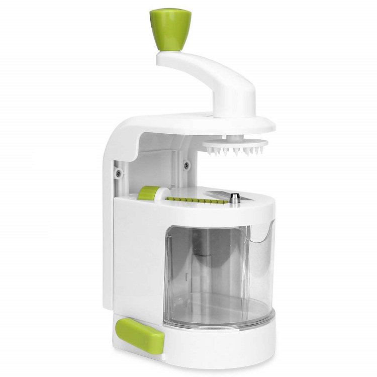 4-Blade Spiralizer <strong>Vegetable</strong> Slicer Multifunction <strong>Vegetable</strong> Spiralizer Potato <strong>Vegetable</strong> <strong>Spiral</strong> <strong>Cutter</strong>