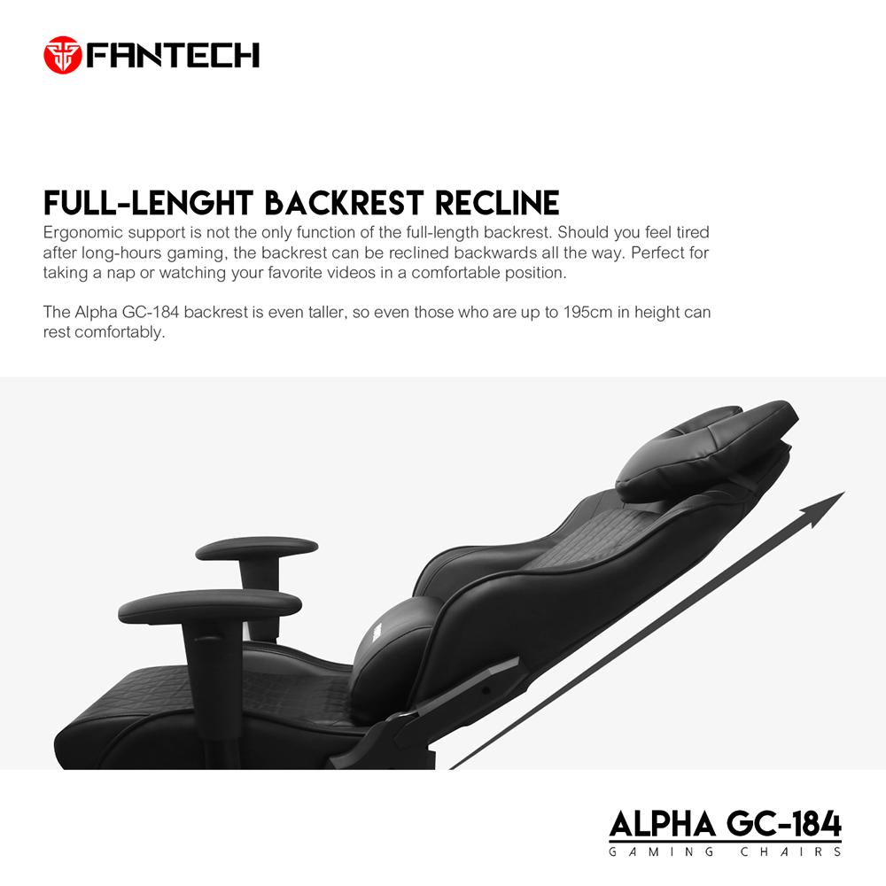 FANTECH Alpha GC-184 Gaming Chair 7