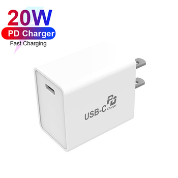 Super Mini PD Adapter For Apple iPhone 12 Fast Charging 20W PD Wall Charger For iPhone 12
