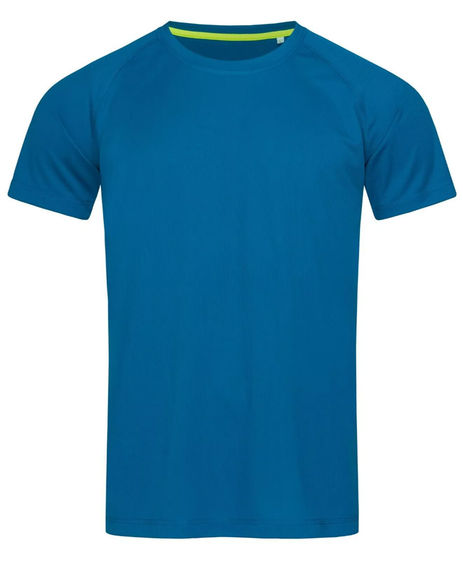100% Polyester DRI Fit Elastic supplex Sportswear Fabric  New Design T Shirt