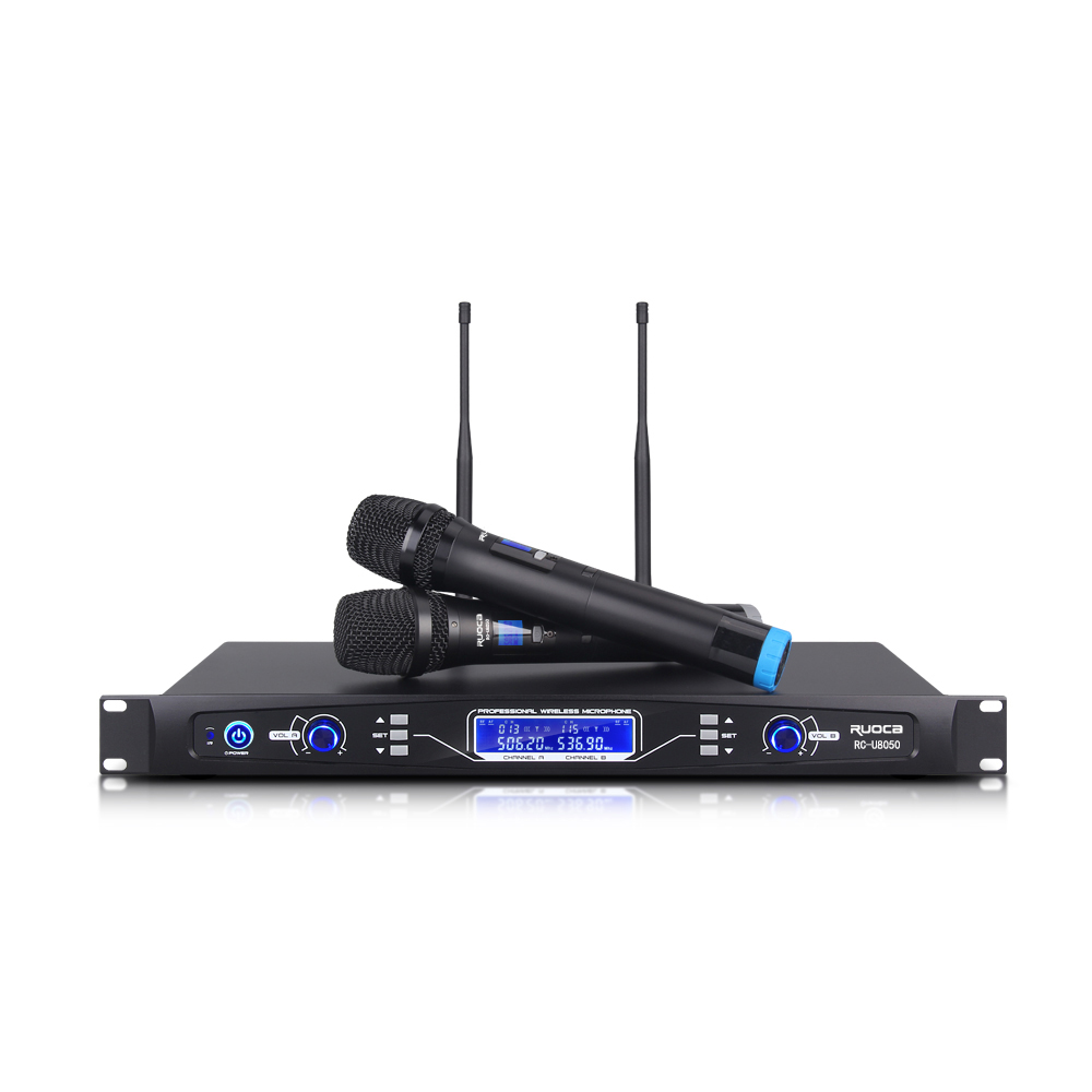 Professional voal multi conference microphone system