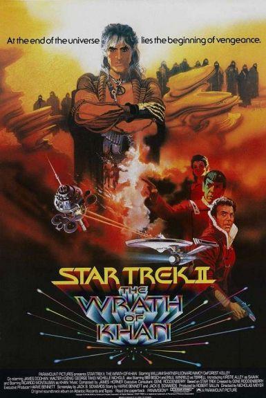 星际旅行2:可汗怒吼