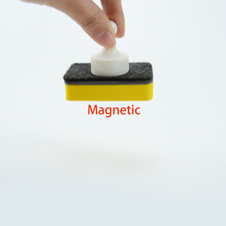 Best Price School Office EVA Magnetic Dry Eraser For Magnetic Whiteboard Cleaning