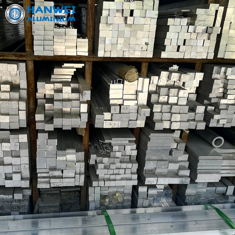 Extruded aluminium flat bar 6061 t6 alloy