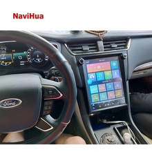 "Navihua 13.6 ""Verticale Dello Schermo di Android Sistema di Video Car DVD Player Stereo Auto Per Ford Taurus 2015-2019 Multimedia di navigazione"