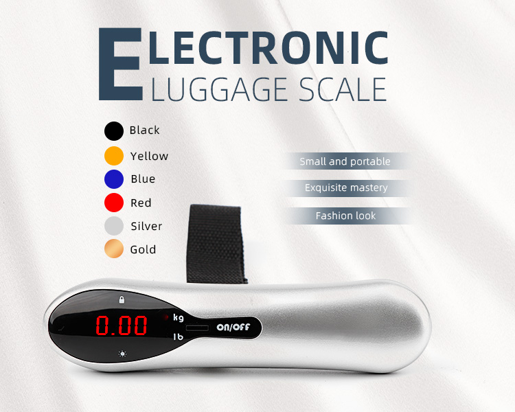 Amazon weight scale digital weighing luggage scale