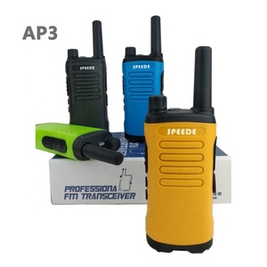 AP3 speede fm blue teeth radio with torch two-way radio programming cable with usb driver vhf/uhf handheld two way radio