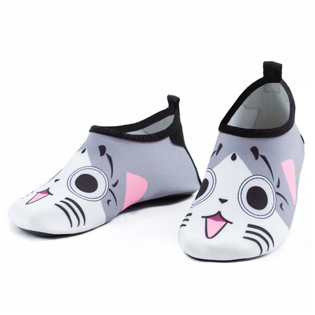 Оптовая продажа быстросохнущие водные виды спорта обувь для плавания бассейн пляжный упражнений йогой; Носки для подводного плавания