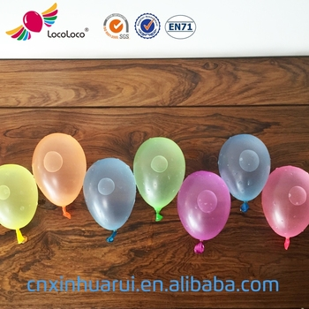 Wholesale cheap price standard 5 inch water balloon filler 100