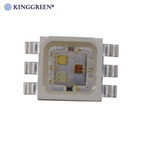 Professional manufacturing RGB 5074SMD 3W LED emitting diode