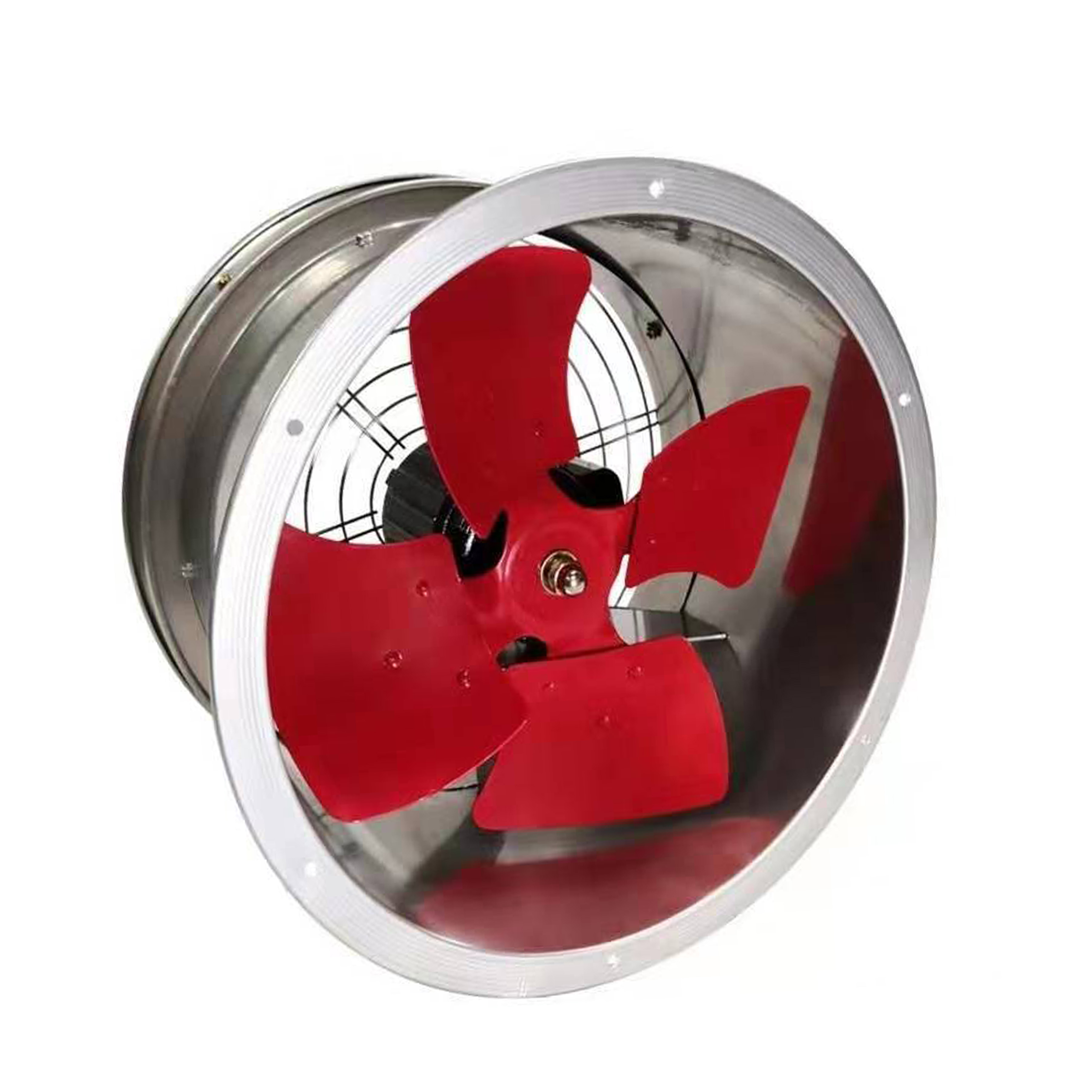 industrial large aixal fan <strong>portable</strong> smoke exhaust tube axial fan for building <strong>ventilation</strong>