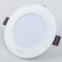 New arrival smd led lights 6W recessed led linear downlight