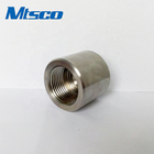 Cap Fitting Fitting For Pipe Stainless Steel Cap Threaded Pipe Fitting Black Pipe End Cap For Connecting Pipes Socket Weld Cap