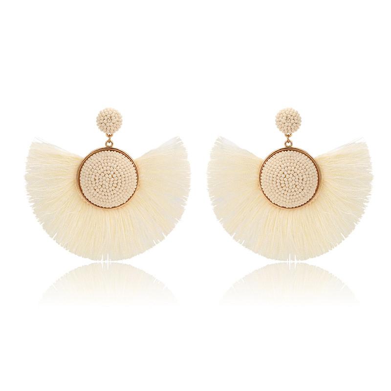 99576 Xuping Jewelry wholesale fashion earrings women, fashionable tassel earrings for women