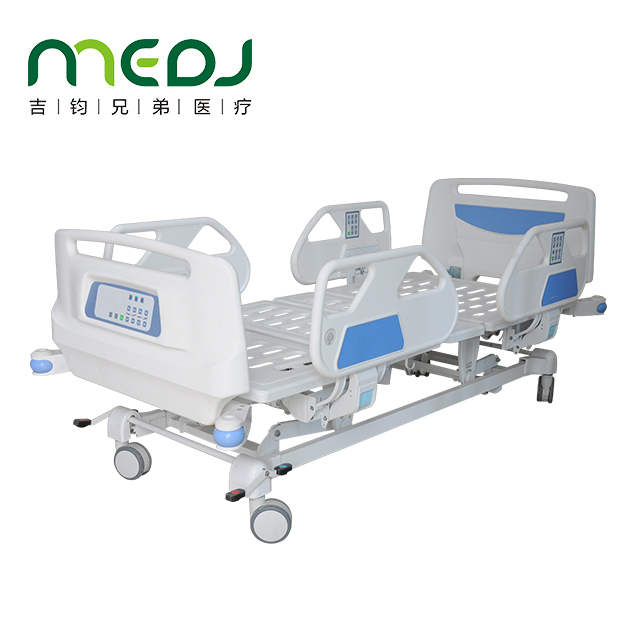 5 function Electric ICU Hospital Bed with weighing system, Multifunction Electric Intensive Care <strong>Medical</strong> Bed