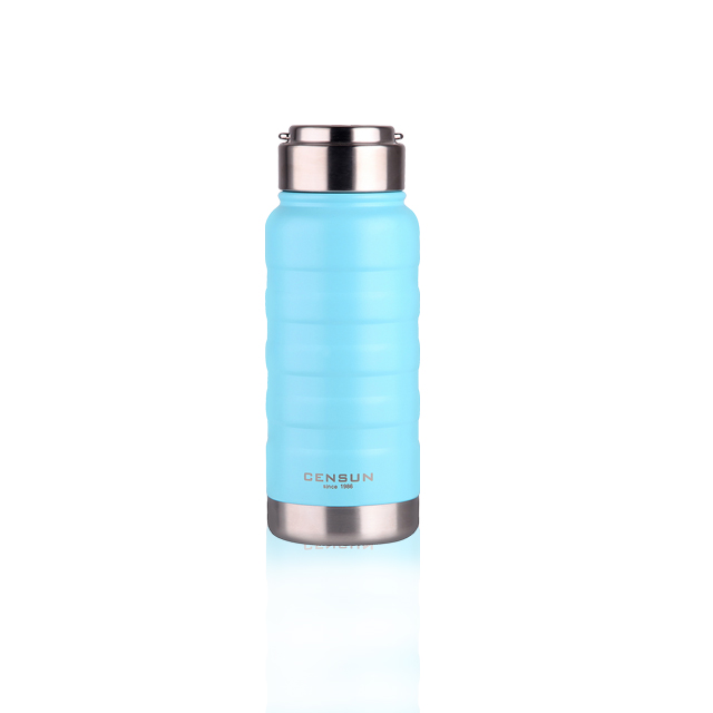 Hotsale Amazon vacuum bottle double wall stainless steel bottle large mouth