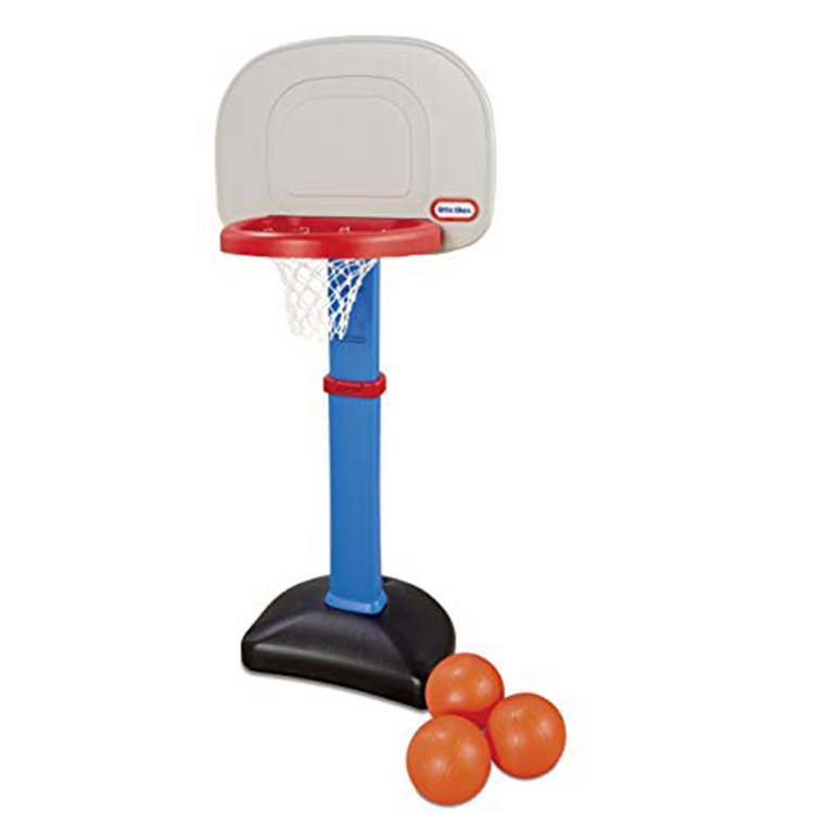 Fashion custom exercise training movable basketball shooting stand for kids