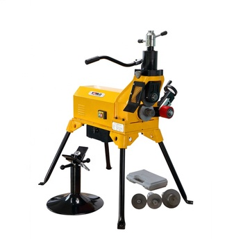 Hongli Cheap Roll Grooving Machine 1 Inch To 12 Inch Steel Pipe Groover Machine 1100W YG12D