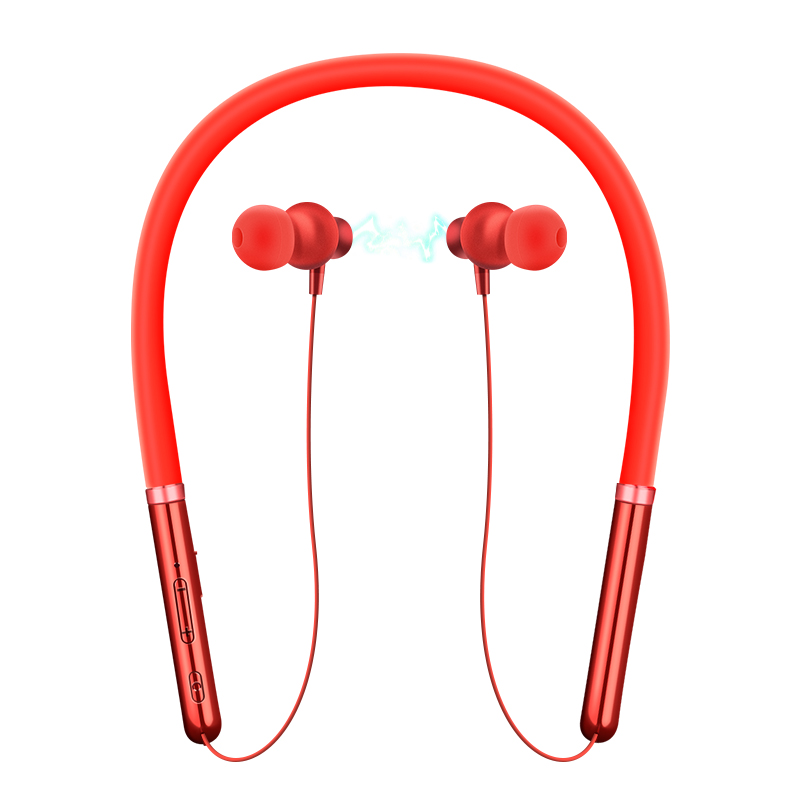 Top Quality Stereo Headset Neck band Headphone Sports Wireless Earphones