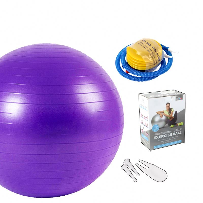 Sustainable eco friendly products exercise custom logo gym <strong>ball</strong> 65 cm , 65cm <strong>yoga</strong> <strong>ball</strong>