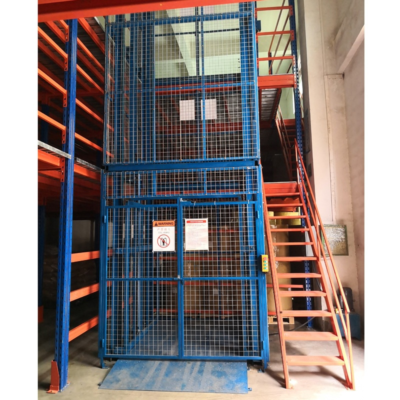 500kg Hydraulic Small Building Mini Elevator Used Cargo Elevator for Sale
