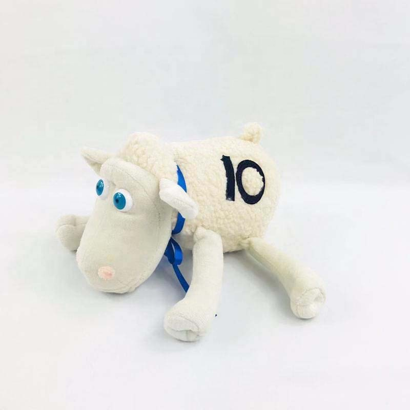 custom mini lamb sheep soft stuffed plush sheep toy